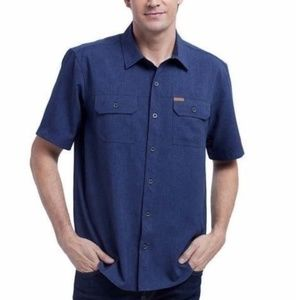 Orvis Men's Short Sleeve Woven Tech Shirt